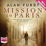 Mission To Paris | Alan Furst