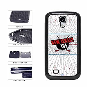 New Jersey Ice 2-Piece Dual Layer Phone Case Back Cover Samsung Galaxy S4 I9500