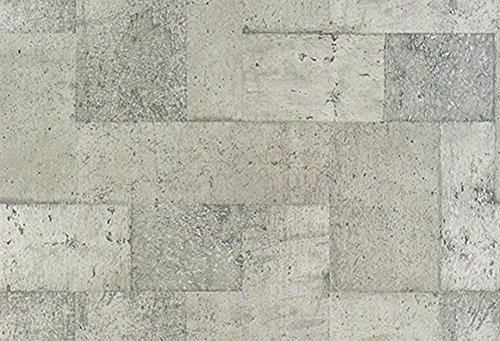 サンゲツ 壁紙28m モダン 石目 グレー 石塗りタイル RE-2616 B06XKN71JM 28m
