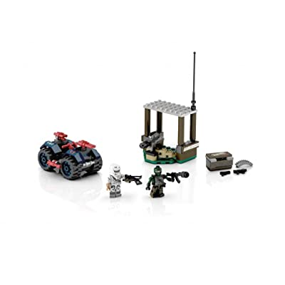 Kre-O, G.I. Joe, Exclusive Set, Outpost Defense (A7387): Toys & Games