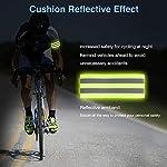 Sella-per-Bicicletta-VOONEEN-Ergonomico-Sella-per-Bici-per-Donna-e-Uomo-con-Fascia-di-Sicurezza-Riflettente-Coprisedili-per-Bicicletta-Strumenti-di-Assemblaggio