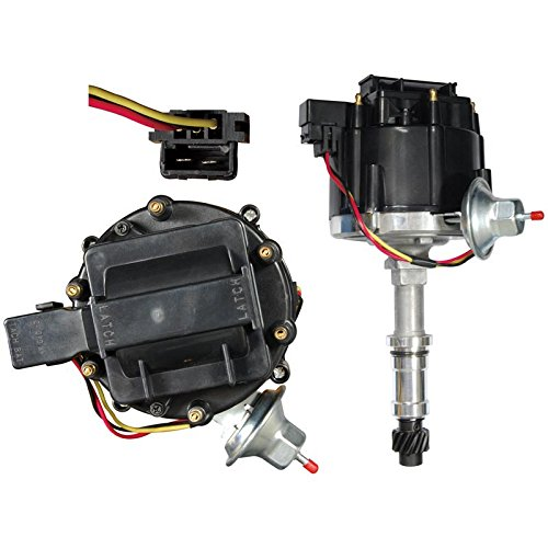 Parts Player New Distributor For GM 3.8 V6 1977-1985 Chevy Buick Olds Pontiac Cadillac (80 1980 Cruiser Oldsmobile Cutlass)