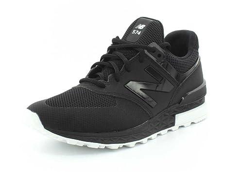 scarpe new balance uomo nero