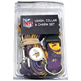 Hunter New! Large Minnesota Vikings Dog Collar