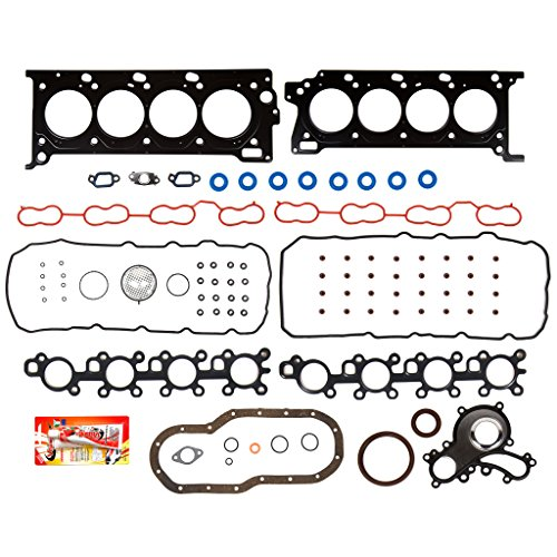 - Fits 07-09 Toyota Land Cruiser Sequoia Tundra Lexus 5.7 DOHC 3URFE Full Gasket Set