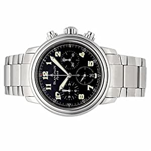 Blancpain Leman automatic-self-wind mens Watch 2185F-1130-71 (Certified Pre-owned)