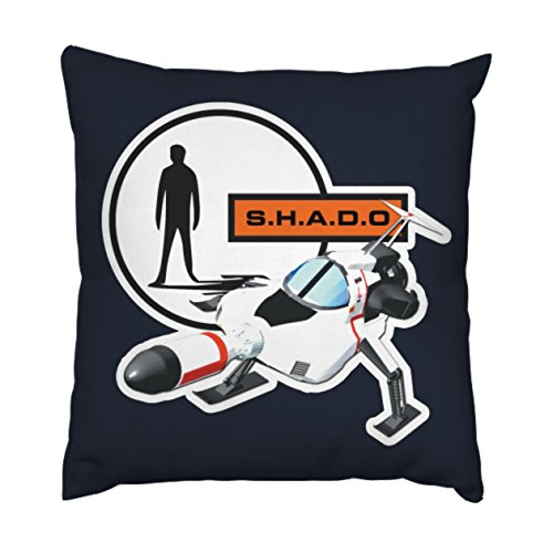 AnFuK UFO Shado Interceptor Throw Pillowcase Square for sale  Delivered anywhere in USA