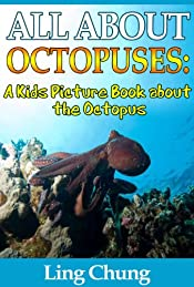 Children's Book About Octopus: A Kids Picture Book Octopus with Photos and Fun Facts