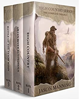 High Country Complete Jason Manning ebook product image
