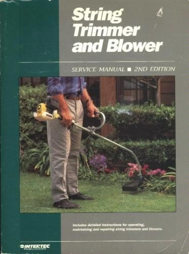 String Trimmer and Blower (Service Manual)