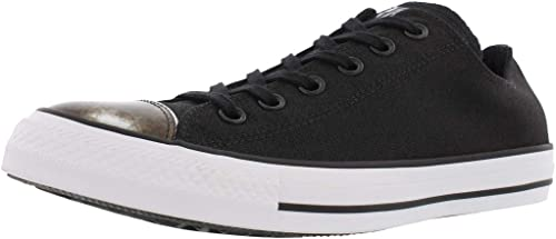 Converse Chuck Taylor All Star Brush Off Leather Athletic Women's Shoes Size 5.5