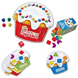 Learning Resources Smart Snacks Sorting Shape Cupcakes Game, Baby & Kids Zone