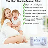 Aennon 3 Replacement Filters Cool Mist Ultrasonic