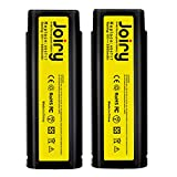 Joiry 6V 3000mAh (2-Packs) Ni-MH Replacement Battery Compatible with Paslode 404717 B20544E BCPAS-404717 404400 900400 900420 900421 900600 901000 902000 B20720 CF-325 IM200 F18