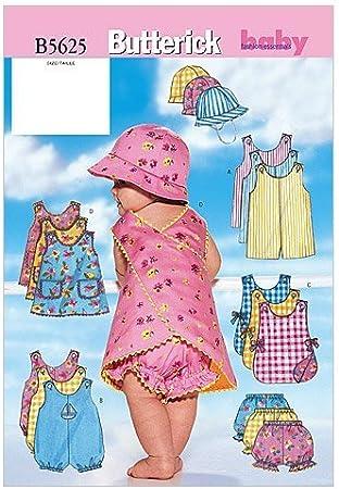 Butterick B5625LRG - Patrones de costura para confeccionar ropa de ...