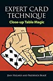 expert card technique close up table magic