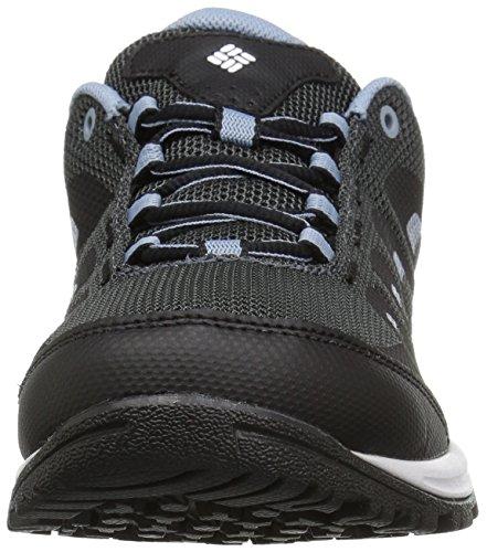 Femme Vapor Dark Columbia black Multisport Vent Chaussures Noir Mirage TBwnqzPw