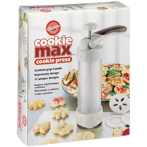 Wilton 2104-4003 Max Cookie Press