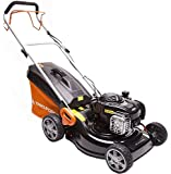 "Yard Force 46cm (18"") Self Propelled Rotary Petrol Lawnmower with 140cc Briggs & Stratton 500 Series Engine"