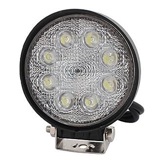 Amazoncom Edealmax 24w Dc 9v 30v 8 Ampoule Led Spotlight Lampe De