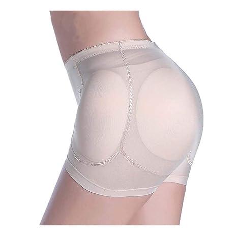 84334ca0575 Rosie Women Shapewear Control Panties Padded Underwear Seamless Butt Hip Enhancer  Briefs