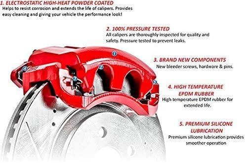 Power Stop Z23 Evolution Brake Kits KC1551