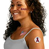 MLB Angels 14738051 Tattoos