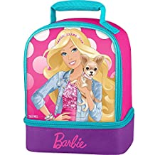 Thermos Barbie with Dog Dual Thermal Lunch Bag