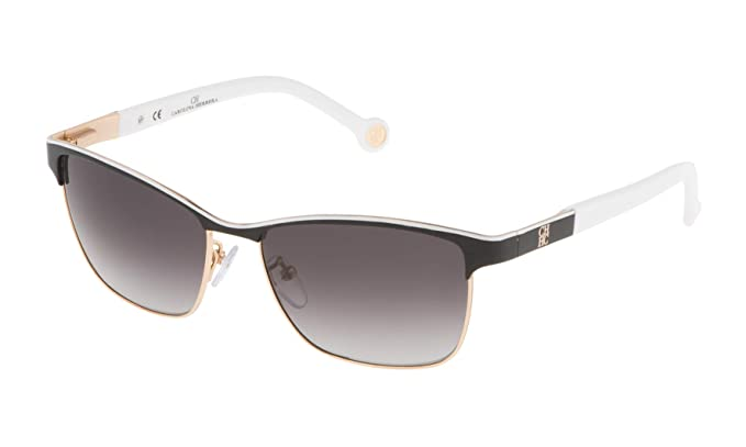 Carolina Herrera SHE069560NP1 Gafas de sol, Negro, 56 para ...