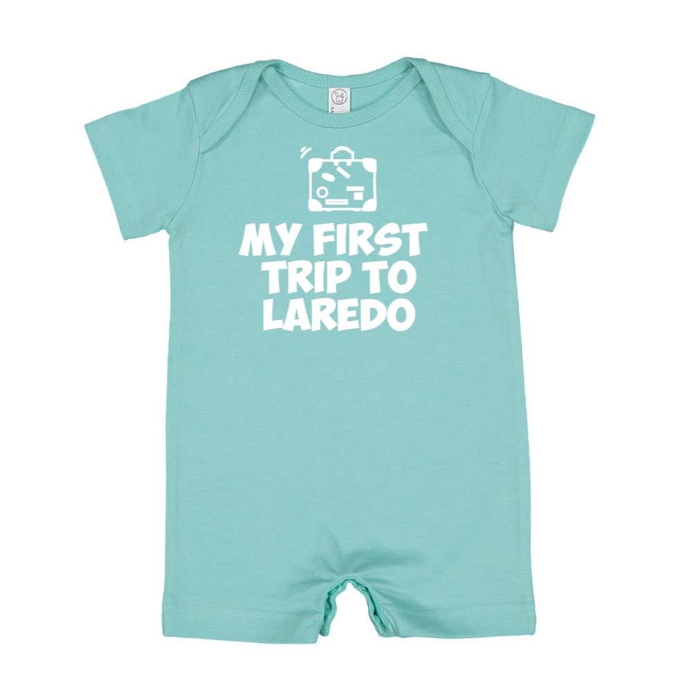 My First Trip to Laredo Baby Romper