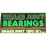 SHAKEJUNT TRIPLE OG'S A-7 SKATE BEARINGS single set