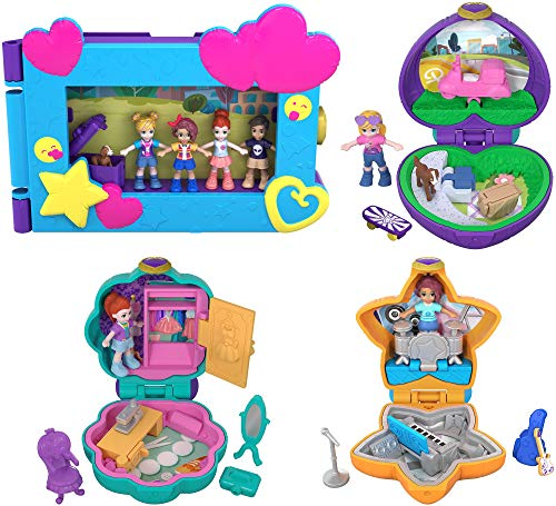 (Polly Pocket Micro Value Pack )