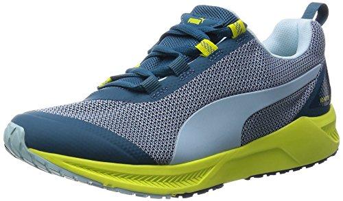 Puma Kvinders Antænde Ultimative Kører Sneaker Blå i3qN1MZE