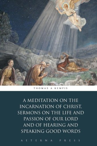 A Meditation on the Incarnation of Christ and Other Books pdf