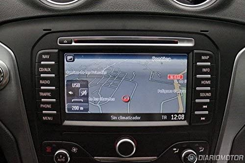SD Karte GPS Ford MCA v10 Europe 2020