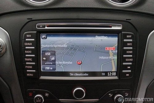 SD Karte GPS Ford MCA Europe 2019