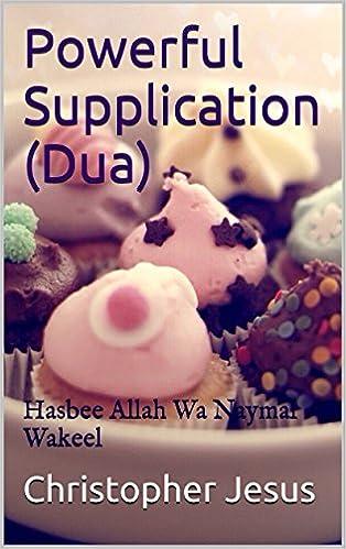 Last ned gratis e-bøkerPowerful Supplication (Dua): Hasbee Allah Wa Naymal Wakeel B01DCA8VDC på norsk PDF