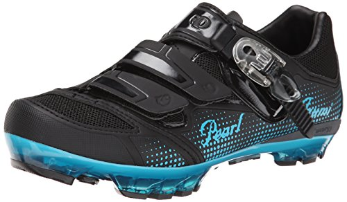 Pearl Izumi - Ride Women's W X-project 3.0 Cycling Shoe,Black/Black,43 EU/10.8 D US
