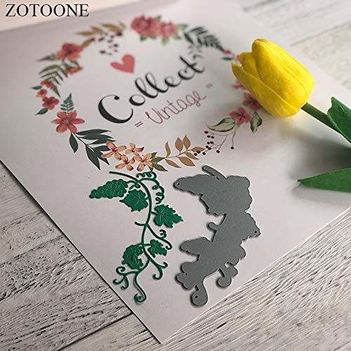 Davitu Metal Cutting Dies New Heart Letter Background Dies Scrapbooking Nouveau Arrivage Embossing Paper Craft Dies New Arrivals E - (Color: Silver) (Nouveau Silver Letters)
