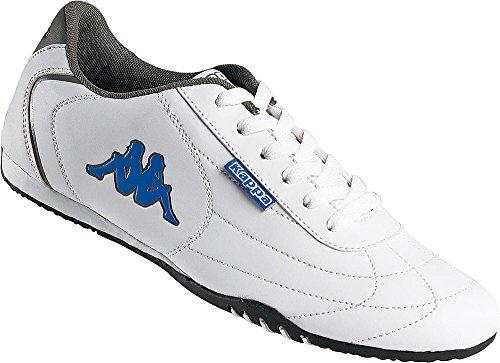 Kappa, Sneaker donna Bianco Weiß-Grau-Blau