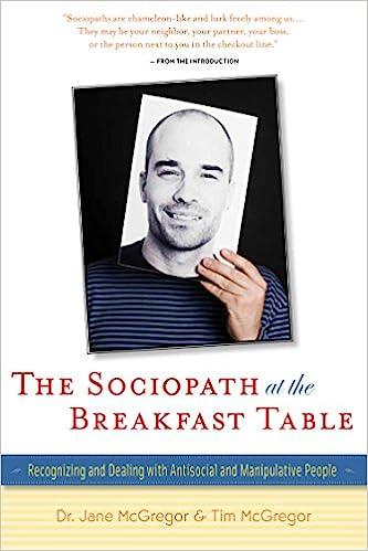 Where Do I Rank In Terms of Sociopathy?