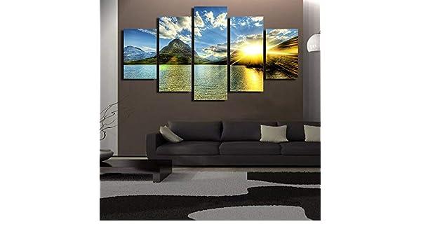 HD Posters Wall Art Pictures decoración Moderna del hogar 5 ...