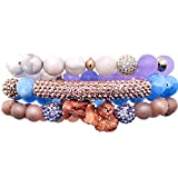 Erimish Travel to Me Florence Bracelet Stack