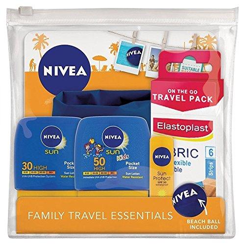 Nivea Sun Travel Pack (Pack of 6) - ニベア日旅行パック x6 [並行輸入品]   B0716DGGQ8