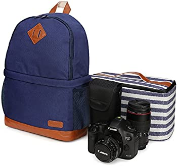 Kattee Professional Canvas SLR DSLR Camera Case