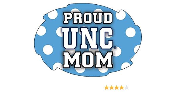 UNC Tar Heels 5 x 6-Inch Proud Dad Magnet Single