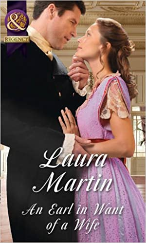 Book An Earl In Want Of A Wife (Historical)