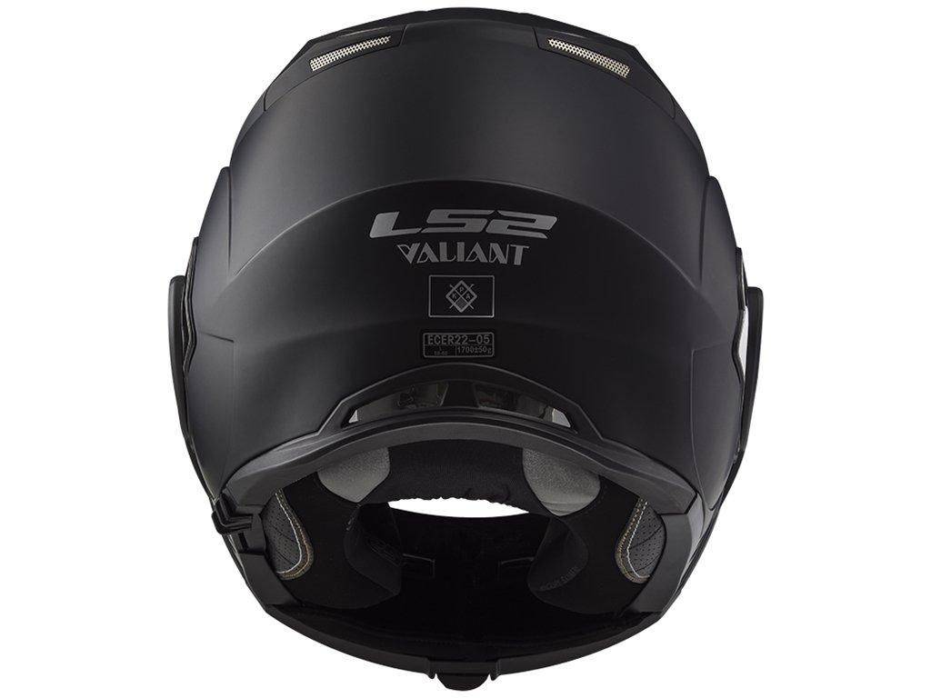 LS2 FF399 Valiant Titanio Opaco S