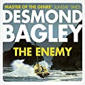 The Enemy Audiobook by Desmond Bagley Narrated by Paul Tyreman