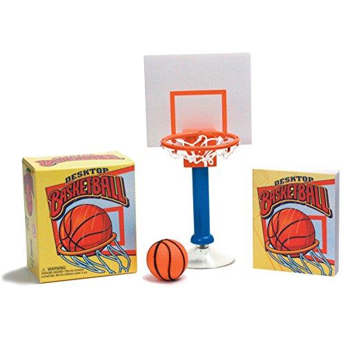 デスクトップバスケットボールMiniキット教育ブック、おもちゃ、2017年クリスマスおもちゃ B075MXG9NF